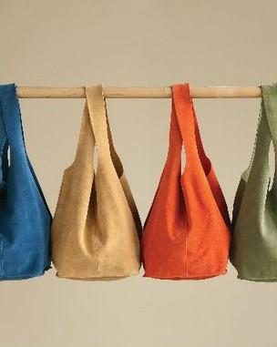 Як зшити сумку зі шкіри
