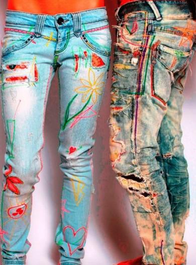 Як прикрасити одяг своїми руками