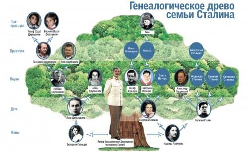 Як оформити родовідне дерево