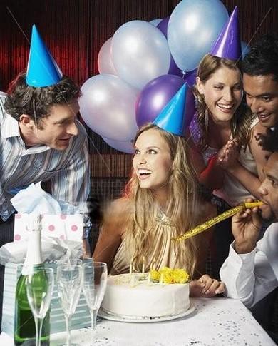 Як організувати свій день народження