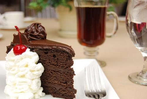 Покрокове фото рецепта шоколадного торта