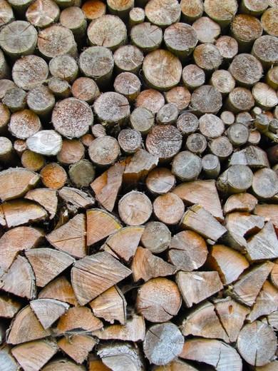 Як висушити дрова