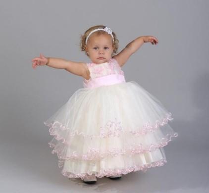 Як зшити бальне плаття для дівчинки