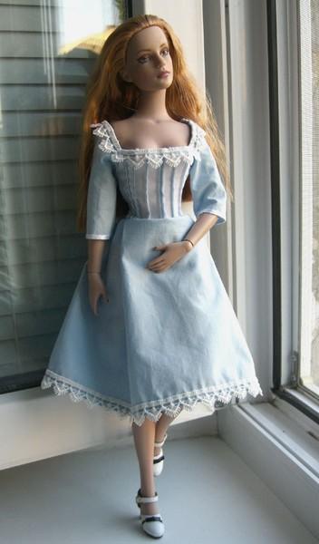 Костюм ляльки