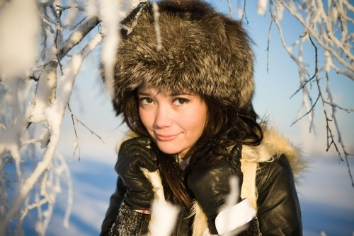 Навіть в найхолоднішу і сніжну зиму