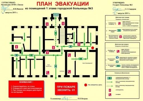 План эвакуации минск, план эвакуации при пожаре.