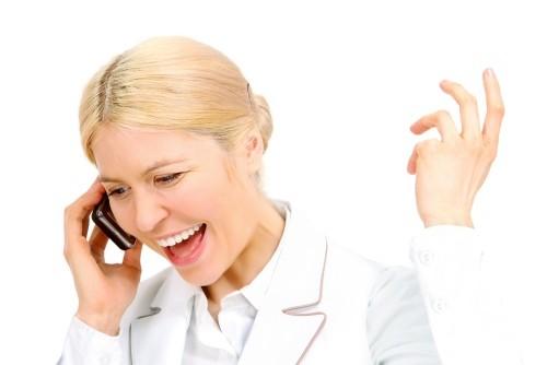 як познакомитись по телефону