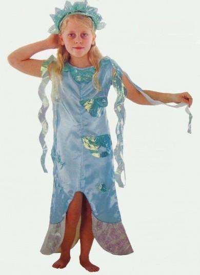 Костюм ко дню нептуна для детей своими руками 954