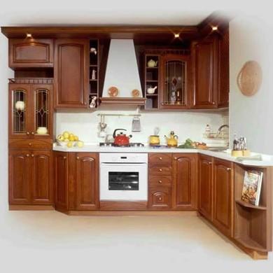 Як вибрати фасад кухні