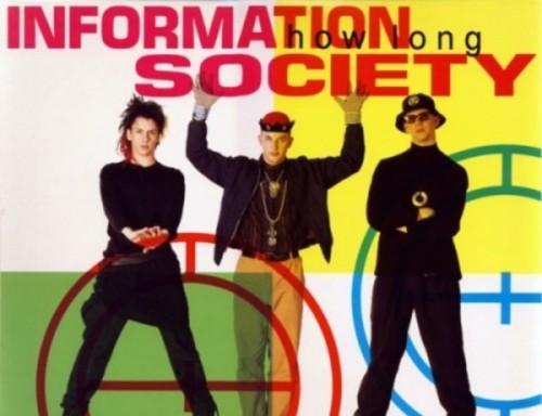 Термін інформаційне суспільство