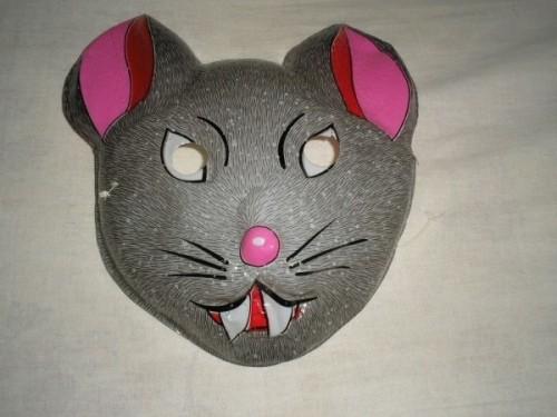 Як зробити маску мишки