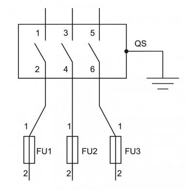 Як накреслити електричну схему