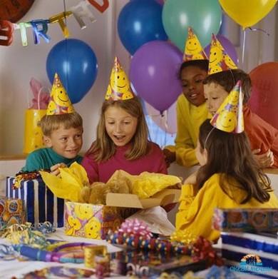 Як прикрасити дитячий день народження