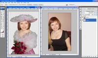 Як вставити своє фото в шаблон фотошопа ЯкПросто