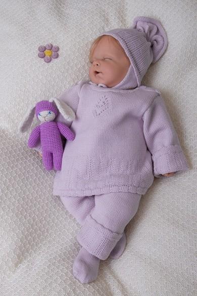 Пов язати спицями одяг новонародженим