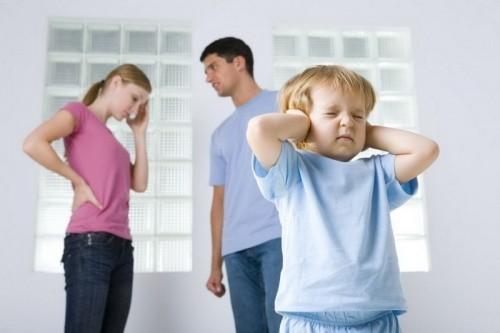 Сімейного життя без конфліктів майже