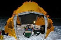 Зимняя рыбалка палатка своими руками