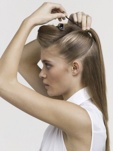 Як навчитися робити зачіски