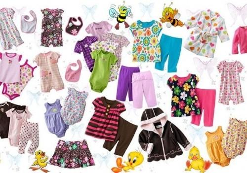 Визначитися з розміром одягу дитини