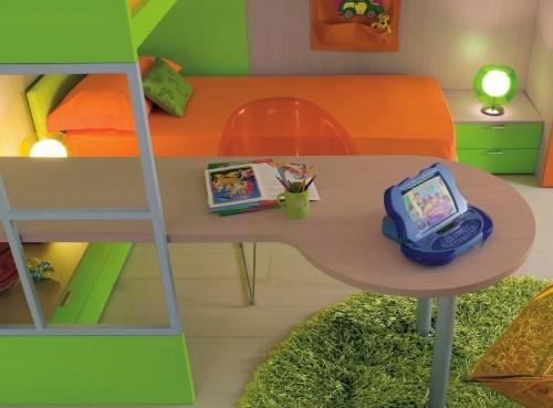 Оформлення дитячої кімнати і дизайн