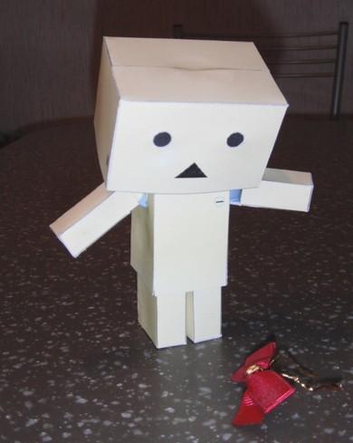 Как сделать робота из картона в домашних условиях